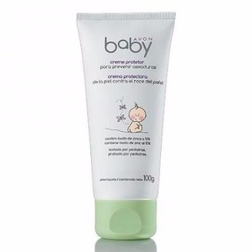 041-0 Creme Protetor Assaduras Baby Avon 50g