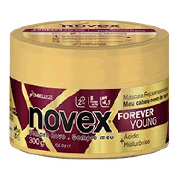 58576 Máscara Novex Forever Young 300g