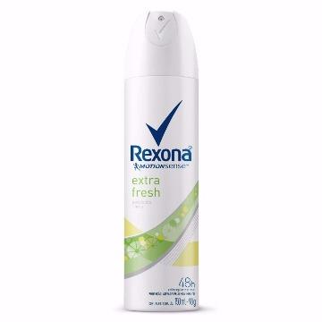 32474 Desodorante Antitranspirante Rexona Fem Aerosol EXTRA FRESH 150ml