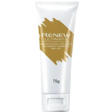 531533 Máscara Facial com Ouro Renew Ultimate Avon 75g