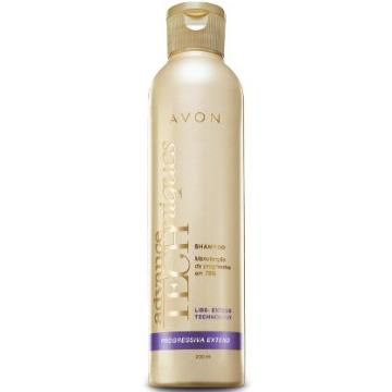 520629 Shampoo Advance Techniques Progressiva Extend Avon 400ml