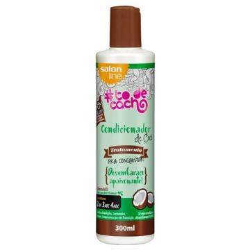 348905 Condicionador #todecacho Coco Salon Line 300ml