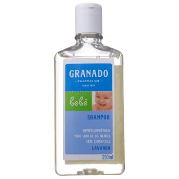 914262 Shampoo Bebê Lavanda Granado 250ml