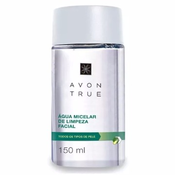 511537 Água Micelar de Limpeza Facial True Avon 150ml