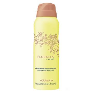 75820 Desodorante Aerossol Floratta L'Amore Boticário 75g
