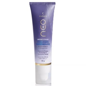 72013 Creme Dia Dermo Etage Collagen 60+ Eudora 50g