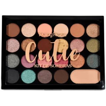 29850 Kit de Sombras HB-1007 Cutie Ruby Rose