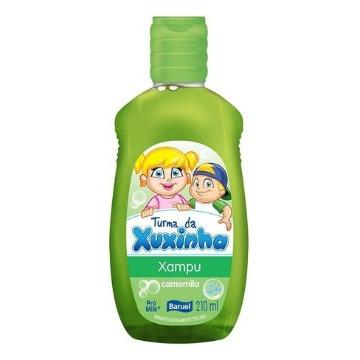 158837 Shampoo Turma da Xuxinha Camomila Baruel 210ml