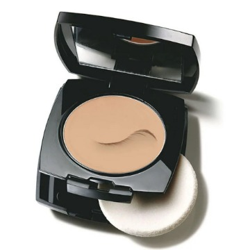 521855 Base Compacta True Color Múltipla Ação Bege Médio FPS 15 Regular Avon 9g