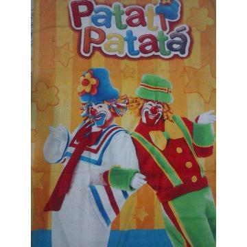 0328 Toalha Banho Patati Patatá