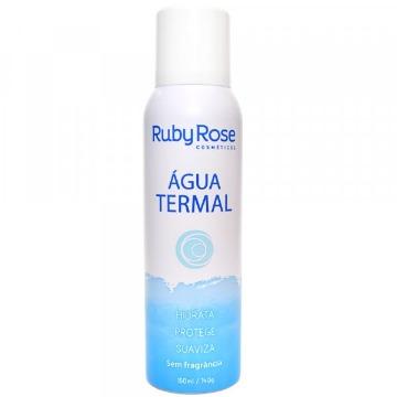 118356 Água Termal Sem Fragrância Ruby Rose 150ml