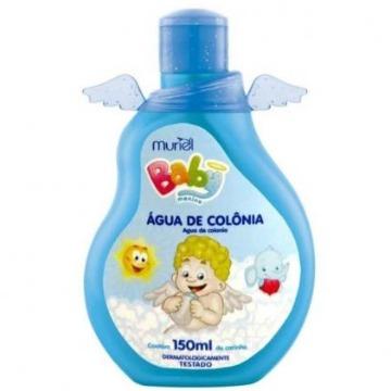 102490 Água de Colônia Baby Menino Muriel 100ml