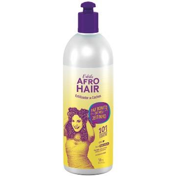 Estilizador Embeleze Estilo Afro Hair Para Cachos 500ml