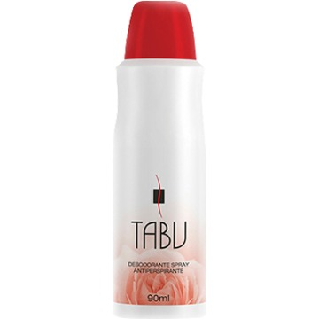 508217 Desodorante Spray Tradicional Tabu 90ml