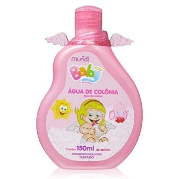 102476 Água de Colônia Baby Menina Muriel 100ml