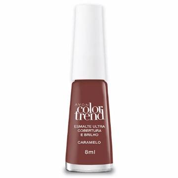 519380 Esmalte Colortrend Longa Duração Caramelo Avon 8ml