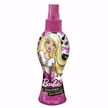 029549 Colônia Barbie Avon 150ml