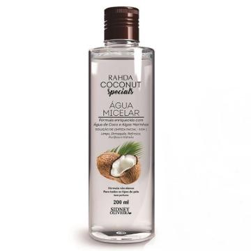811141 Água Micelar Coconut Specials Rahda 200ml