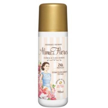 406982 Desodorante Spray Alma de Flores Brancas 90ml