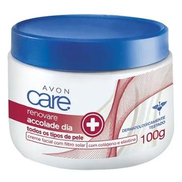 507025 Creme Facial Accolade Care Dia Avon 100g