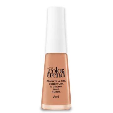 513659 Esmalte Colortrend Mais Nudes Avon 8ml
