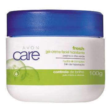 518452 Gel Creme Fresh Care Avon 100g