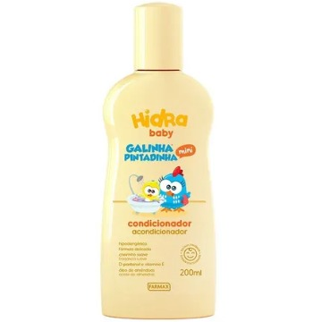 215320 Condicionador Baby Galinha Pintadinha Mini Farmax 200ml