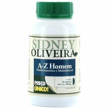 20963 A-z homem Sidney Oliveira Rahda 30 cápsulas
