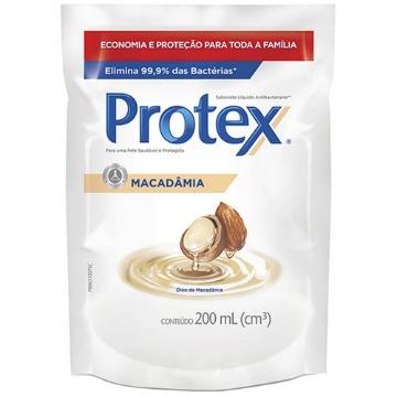 029367 Sabonete Líquido Macadâmia Refil Protex 200ml