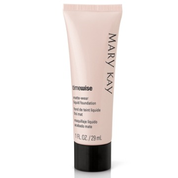 059512 Base Líquida Matte TimeWise Beige 3 Mary Kay 29ml