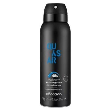 22742 Desodorante Aerossol Quasar Boticário 75g