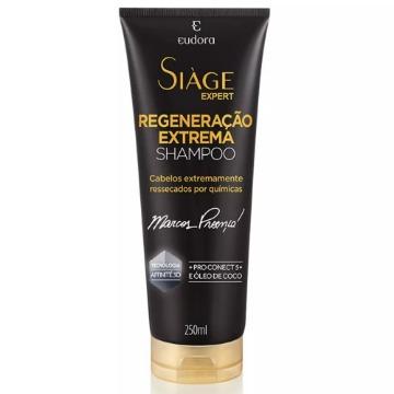 73588 Shampoo Siàge Regeneração Extrema Eudora 250ml