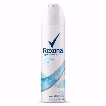 32467 Desodorante Antitranspirante Rexona Fem Aerosol COTTON/AZUL 150ml