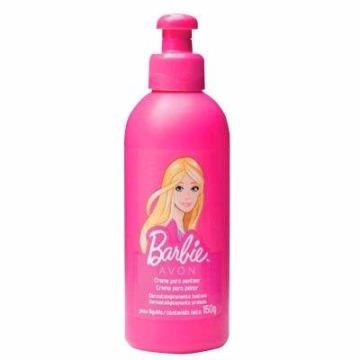 517065 Creme Pentear Barbie Avon 150g