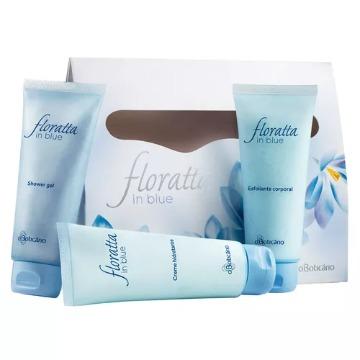 25707 Kit Floratta Blue Cuidados para o Corpo Boticário 3 itens