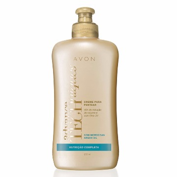 524410 Creme Pentear Advance Techniques Argan Avon 250ml