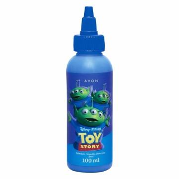 502786 Sabonete Líquido Divertido Azul Toy Story Avon 100ml