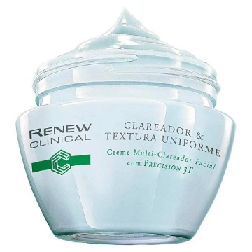 149292 Creme Multi-Clareador Facial Renew Clinical Noite Avon 30g