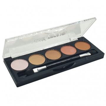 120879 Paleta de Sombras CG109 Cor A City Girls
