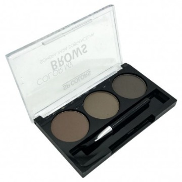 92700 Sombra Para Sobrancelhas Color My Browns SP Colors  3,6g