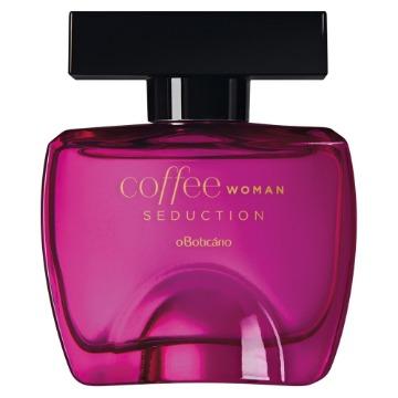 20603 Coffee Seduction Boticário Woman Colônia 100ml