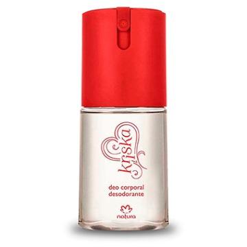 08177 Desodorante Spray Kriska Regular Natura 100ml