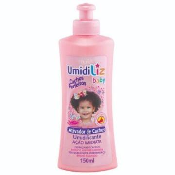 113403 Ativador de Cachos Umidificante Umidiliz Baby Cachos Perfeitos Muriel 150ml