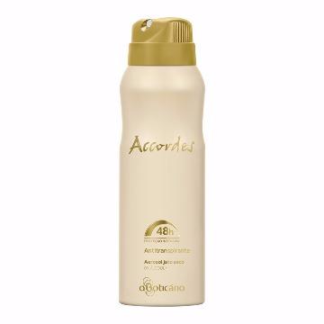 28594 Desodorante Aerossol Accordes Boticário 125ml