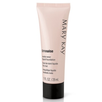 059513  Base Líquida Matte TimeWise Beige 4 Mary Kay 29ml