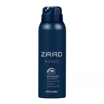 71903 Desodorante Aerossol Zaad Mondo Boticário 125ml