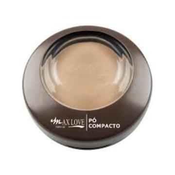 342519 Pó Compacto Facial Cor 01 Max Love 11g