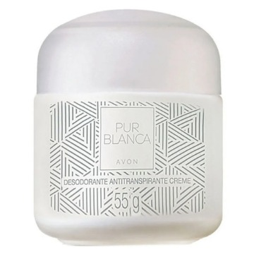 501090 Desodorante Creme Pur Blanca Avon 55g