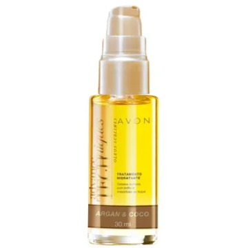 530307 Óleo Advance Techniques Argan e Coco Avon 30ml