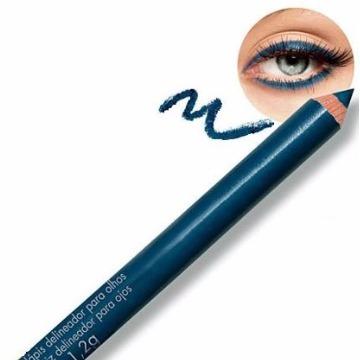 526100 Lápis Delineador Olhos Colortrend Azul Avon 1.2g